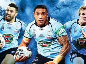 Fittler bloods three rookies in Blues squad for Origin II
