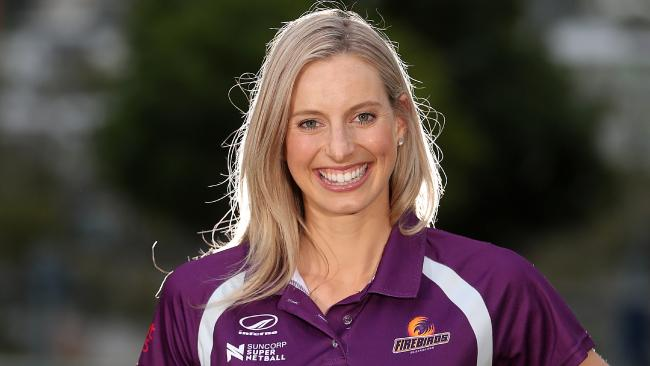Queensland netball great Laura Geitz has bought a new home. Picture: Peter Wallis.
