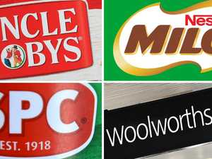 Secret meanings behind Aussie brand names