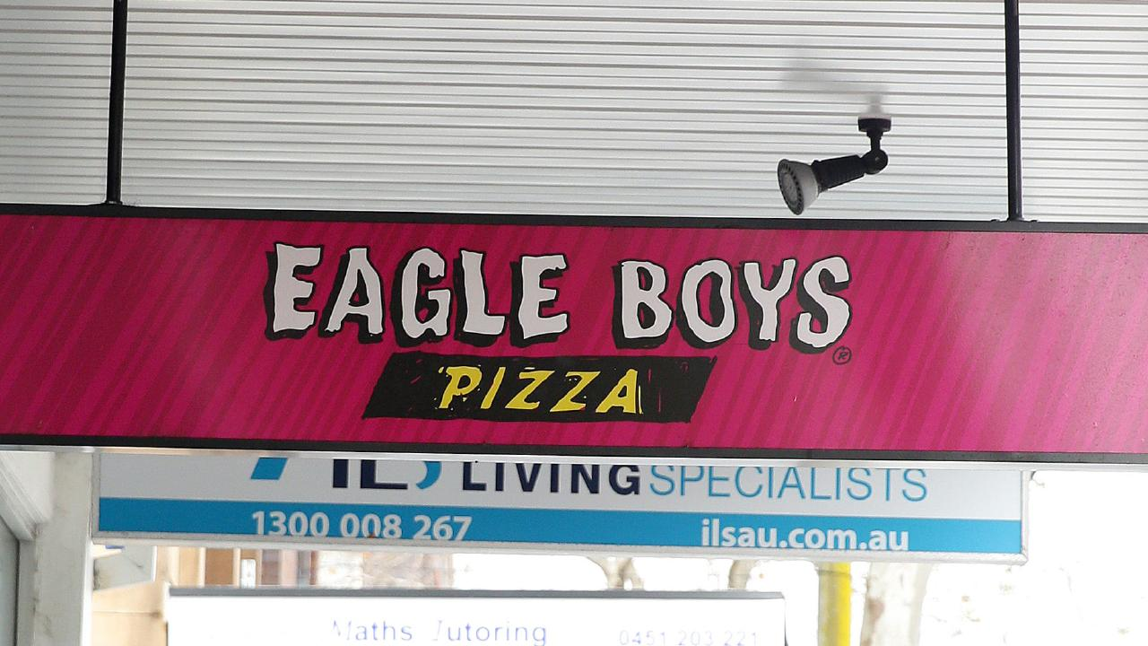 Eagle Boys Pizza was acquired by Pizza Hut in November 2016 and was officially closed on May 1, 2017. Picture: Carly Earl