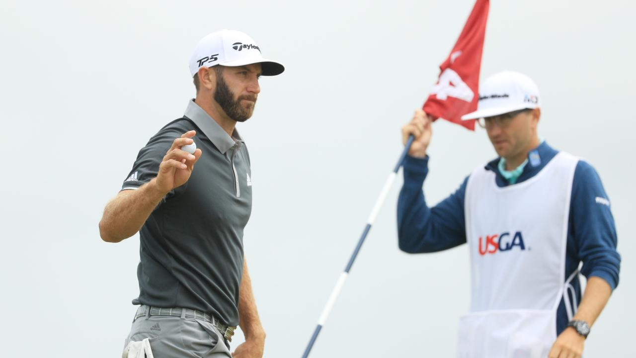 Can anyone stop Dustin Johnson?