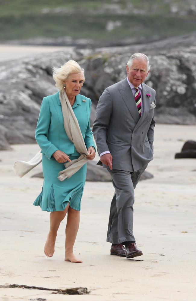 Prince Charles, Prince of Wales and Camilla, Duchess of Cornwall. Picture: Getty