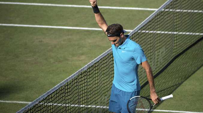 Roger Federer beats Milos Raonic for Stuttgart title, his 18th on grass