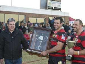 Valleys bring home trophy