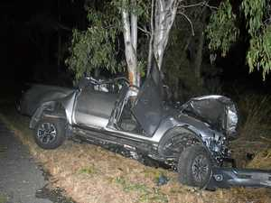Two men killed in horror crash near Gympie