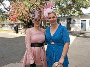 GALLERY: Frocks and fascinators flock to RGGS race day