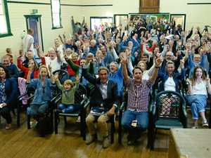 Protest over 'disaster' development heats up
