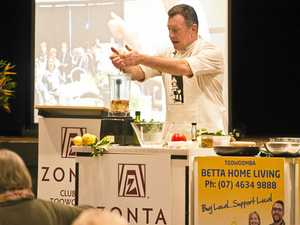 Toowoomba cooking fundraiser worth two-year wait