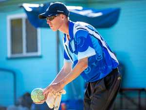 GALLERY: Imbil lawn bowls action