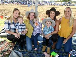 GALLERY: Thousands flock to Teebar rodeo action