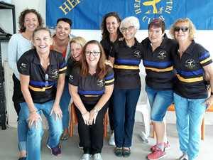 Hervey Bay Triathlon Club celebrates new base