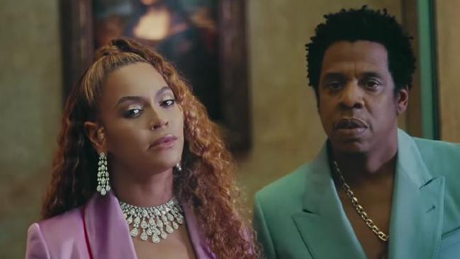 Beyonce and Jay-Z drop surprise new album