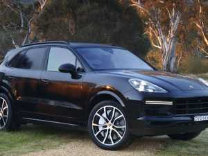 New and improved Porsche Cayenne delivers power dressing