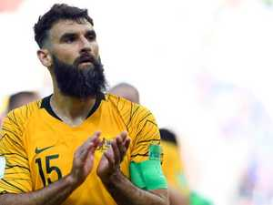 Captain Jedinak facing axe despite starring role