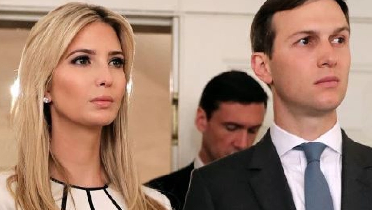 Jared Kushner and Ivanka Trump made around $110 million in just one year — on top of their massive net worth.