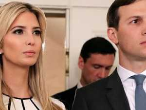 Ivanka Trump is closing her fashion company