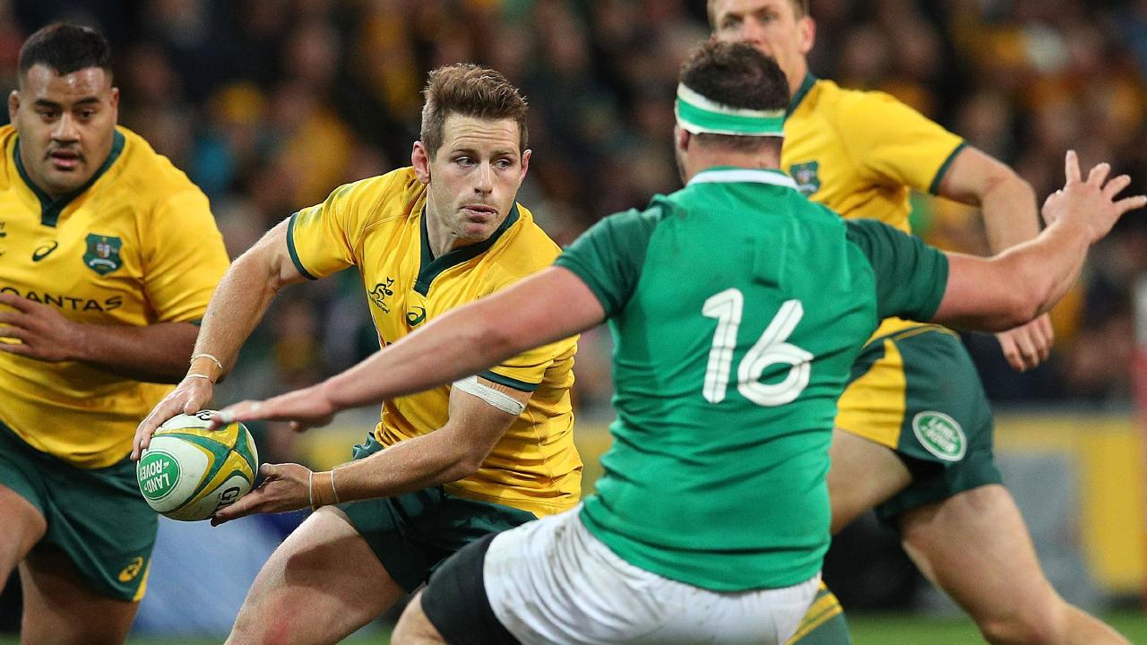 Bernard Foley says Australia simply weren't clinical enough. Picture: Getty Images