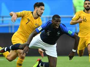 Frustrated Leckie lashes 'diving' French