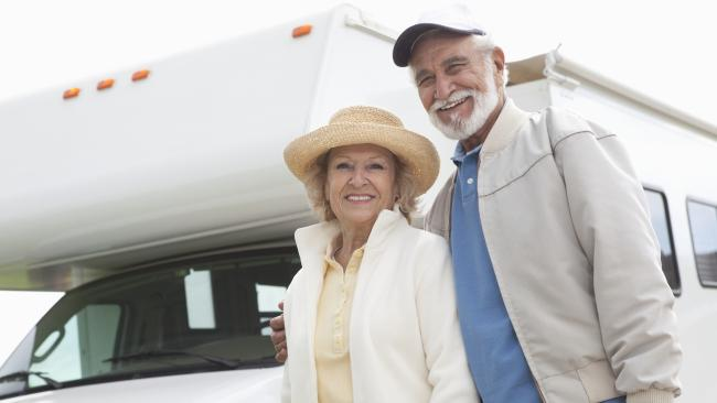 Queensland now has the biggest fleet of caravans. Picture: ThinkStock