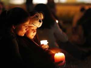Candlelight vigil honours tiny victim