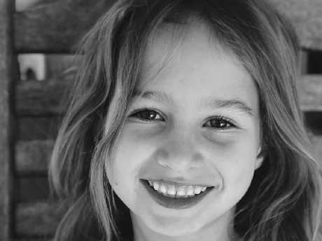 Indie Armstrong 6yrs died after traffic incident in supermarket car park on Mill Lane Nambour. Picture: Go Fund Me page