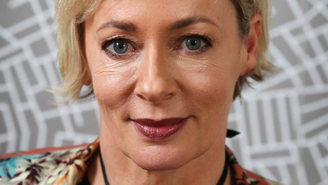 Amanda Keller is up for the Gold Logie this year. Picture: Toby Zerna