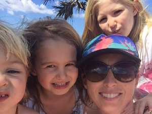 Locals rally behind family of girl, 6, killed in carpark