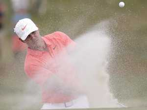 Reigning champ claims US Open lead