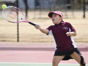 Maryborough Junior Masters Tennis Tournament