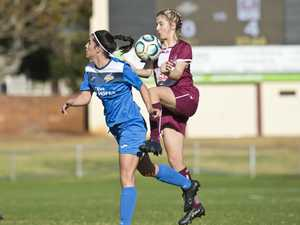 Louise Rolfe for South West Queensland Thunder