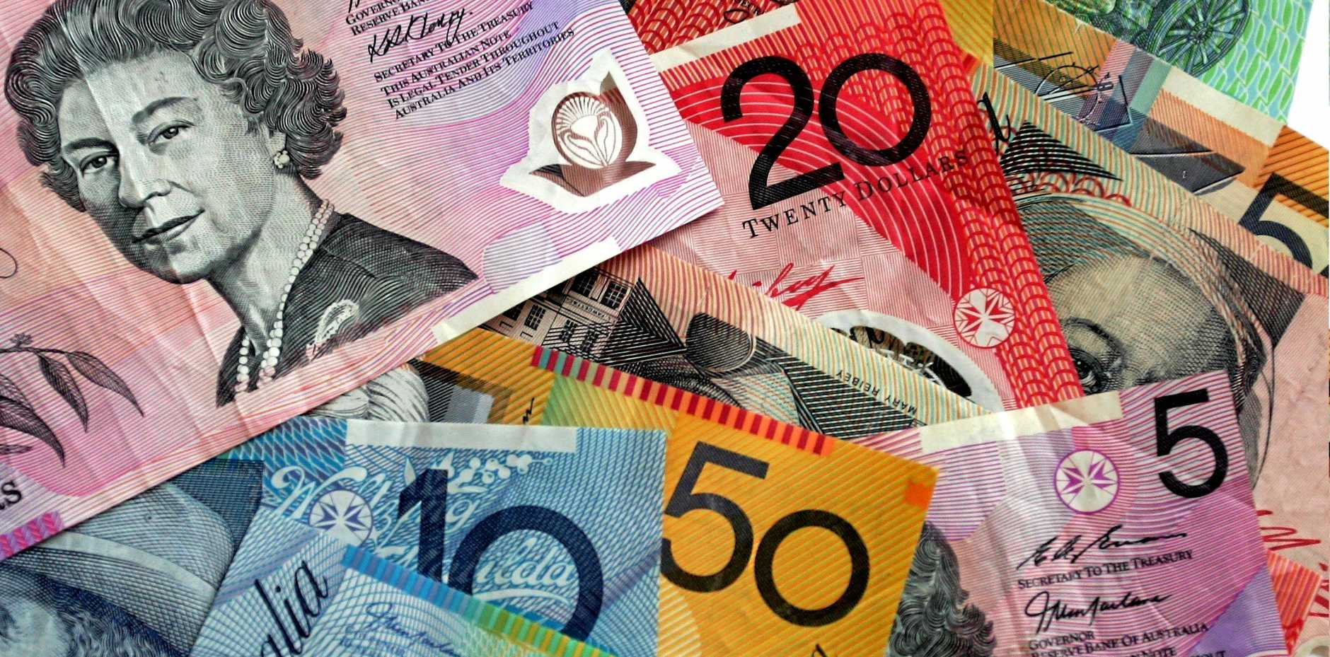 MONEY OWED: A creditors report released in May revealed claims totalled $581,488.