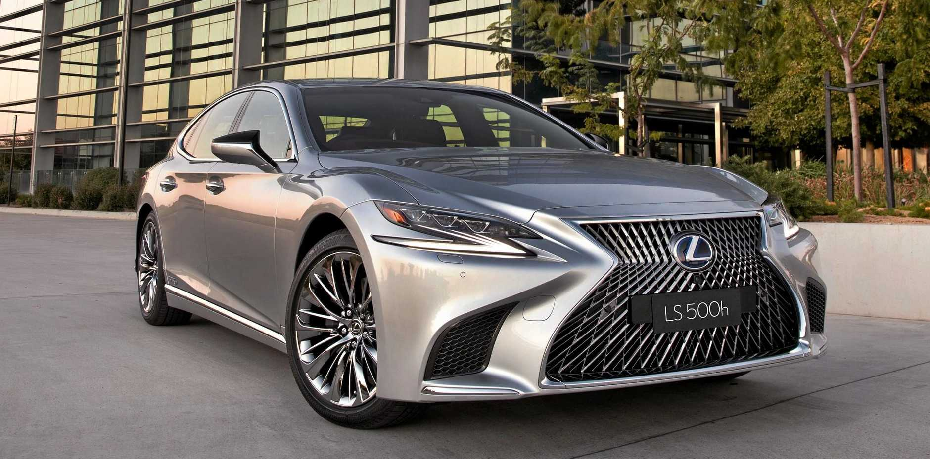 The 2018 Lexus LS500h Sports Luxury is the epitome of luxury from the Japanese marque.