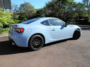 Subaru BRZ gets gritty makeover with tS model