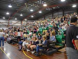Aussie Gold Tropical Cheerleading Challenge