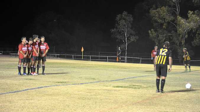 Bears take win on chilly Dalby night