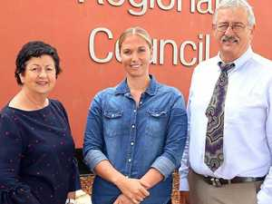 Renewed roads and footpaths part of council program