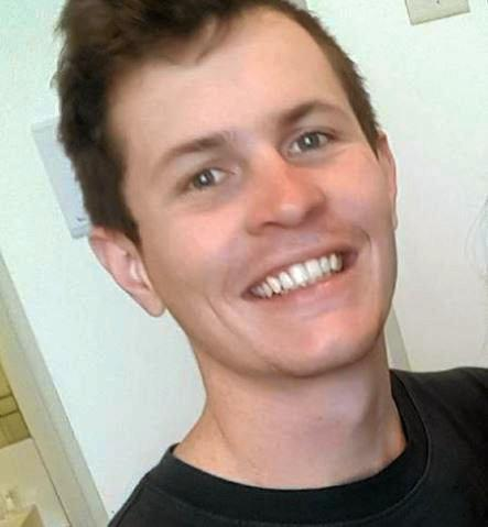 TERRIBLE LOSS: Bryce Brunjes-Kilshaw was one of two local men tragically killed in a single-vehicle crash at Curra on Saturday night.