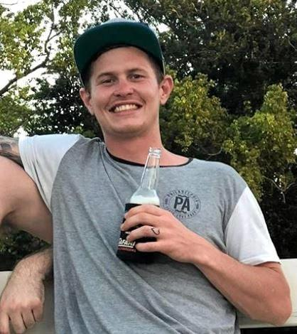 TERRIBLE LOSS: Bryce Brunjes-Kilshaw was one of two local men killed in a single vehicle crash at Curra on Saturday night.