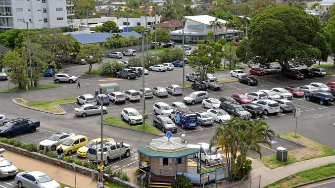 New off-street regulated parking plan for Mooloolaba
