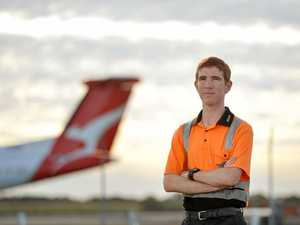 Mackay teen in Qantas pilot academy dream