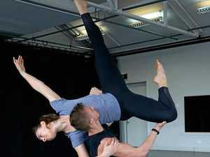 Lockyer Valley dancer taking centre stage