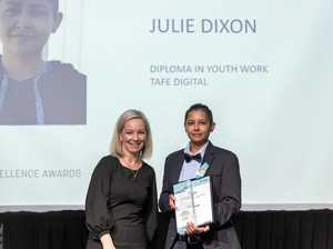Warwick's Julie Dixon awarded Student of The Year