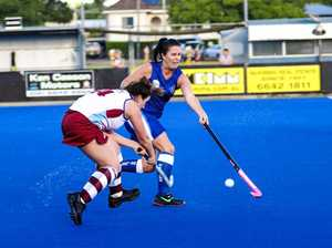HOCKEY: Cameron hat-trick avoids scare for McAuley