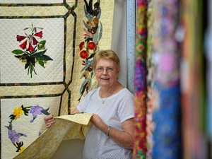 Winning quilt took eight years to make