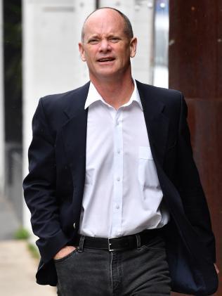 Former Queensland premier Campbell Newman. Picture: AAP Image/Darren England