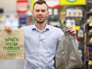 Aussies love the plastic bag ban