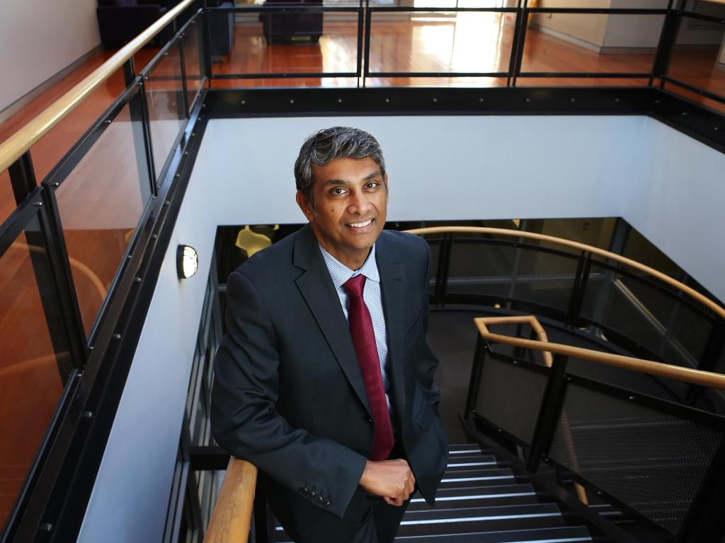 Bell Direct CEO Arnie Selvarajah says there are several steps to starting a SMSF. Picture: John Feder/The Australian.