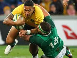 Wallabies want answers about Irish tactics