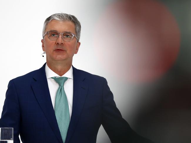 Rupert Stadler, the CEO of German car maker Audi, has been arrested.