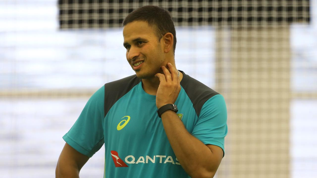 Usman Khawaja says he's 'extremely disappointed' after he was left out of Australia's tour of England.